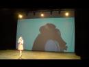 Выступление Зайцевой Ани на конкурсе Романтик войс