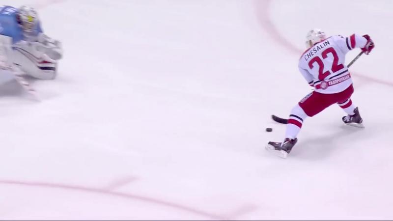 17_18 KHL Top 10 Goals for Week 19