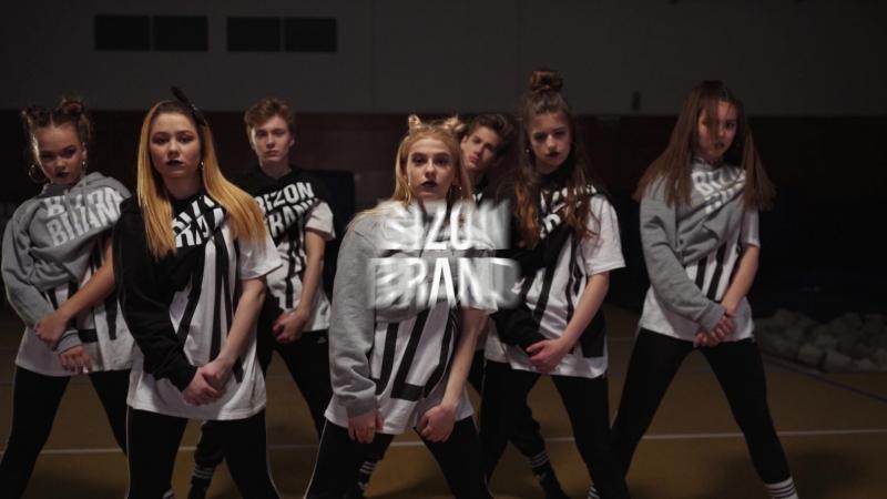 DRIADA   Choreography by Anna Muravyova   BIZON BRAND   Bizonschool  
