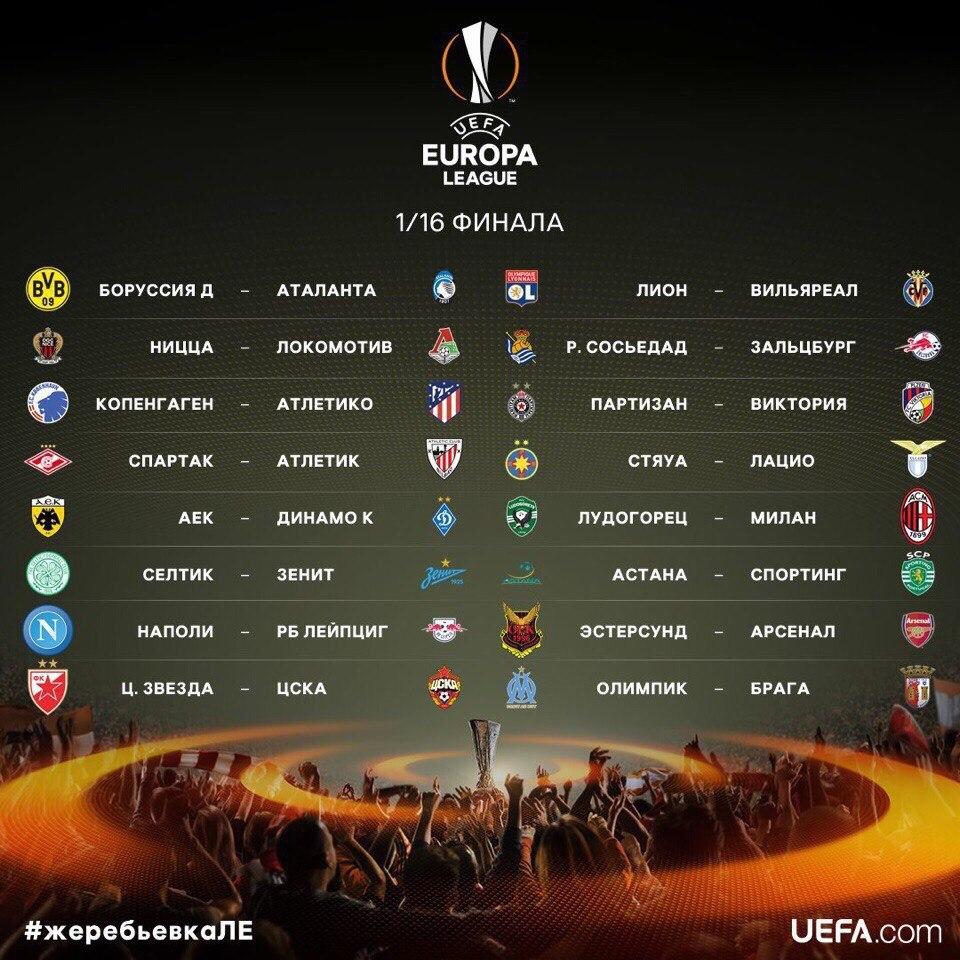 Нереально интересные соперники наших клубов в Лиге Европы: главное о них