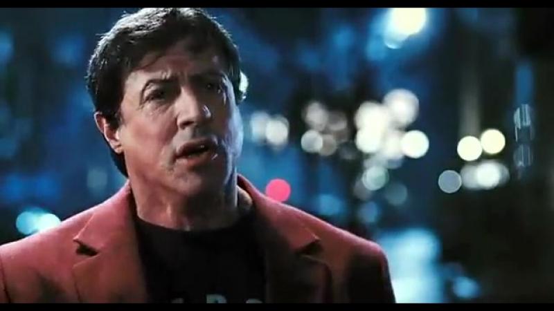 Мотивация от Сильвестра Сталлоне кадр из фильма Рокки Бальбоа 6