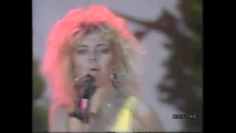 CAMOMILLA - You Tarzan, Me Jane (1987)