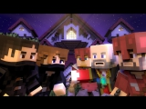 "♪ ""We Are The Night"" - A Minecraft Music Video⁄Song ♪"
