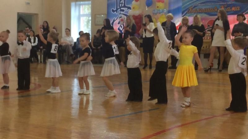 Танец утят. Дети 2012 и младше