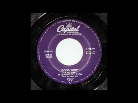 JOHNNY OTIS Good Golly Deutsche CAPITOL 1958 Rock`n`Roll