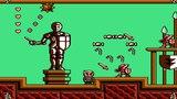 Addams Family The Pugsley's Scavenger Hunt NES - Прохождение (Семейка Аддамс 2, Денди - Walkthrough)