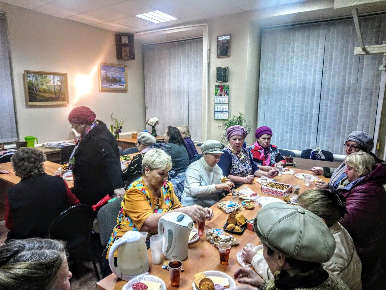 в Обществе Инвалидов Автозаводского района лекторий о проблеме сахарного диабета среди пожилого населения