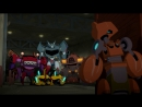 «Transformers. Robots in Disguise Combiner Force» Breathing Room. (Episode 18 Full HD)