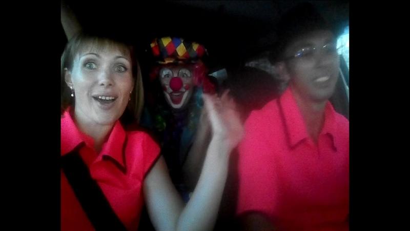 Я заряжен позитивом я пою на всю машину