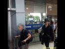 FANCAM 07.11.2017 KiSeop in airport Tan son Nhat (Ho Chi Minh city, Vietnam)
