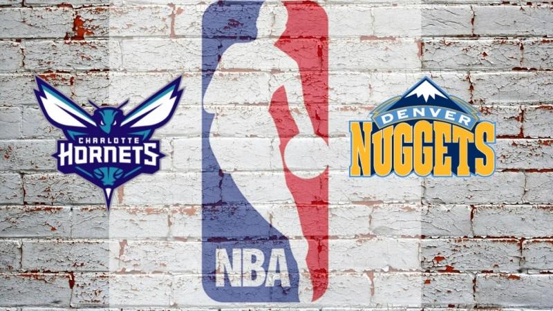 NBA 2017-2018 / RS / 05.02.2018 / Charlotte Hornets vs Denver Nuggets