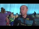 Открытые областные соревнования по спортивной гимнастике Прииртышские зори