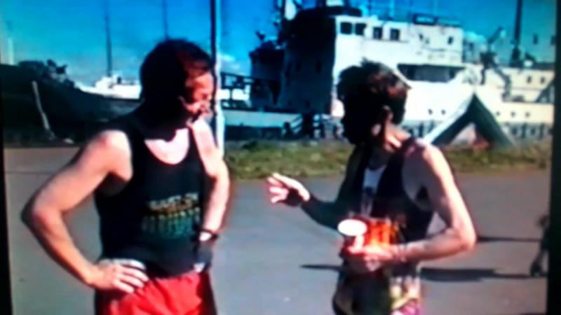 Старое немое кино. г. Архангельск, марафон Гандвик, 28.06.1997. 21,5 км. 1.28.39.
