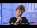 Thomas Brodie-Sangster Talks Nostalgia Coming To The End Of Maze Runner Rus(sub)