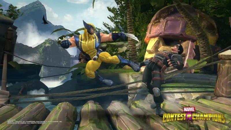Wolverine Росомаха Marvel Contest of Champions