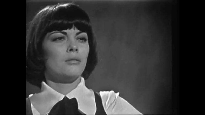 Mireille Mathieu - Comme Deux Trains Dans La Nuit (1972)