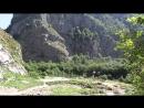 Абхазия Гегский Водопад 2017 август