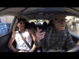 Grandpa Uber Driver KILLS Rap God at 120% Speed!