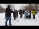 21/01/2018-лыжные гонки на 1км-Награждение!