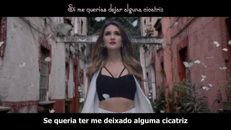 [MV] Dulce María - No Sé Llorar (Legendado PT-BR)