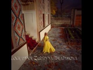 Ve nehayet Sari gelin ixtiyarinizda ❤️❤️❤️Youtube sitesinde izleye bilersiz 😘 Oksana Rasulovanin duygulu reqsi, ve menim bu efsa