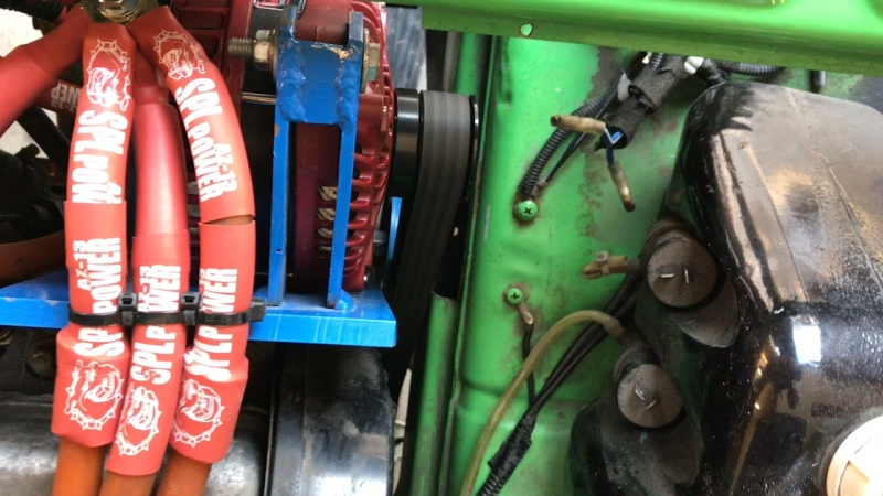 ✅✅✅ Установили кронштейн AZ-13 SPL POWER под два генератора для переднеприводных ВАЗ 🔩🔩🔩🔩