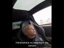 Как спать в Камаро 😆