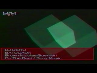 DJ DERO – BATUCADA \ 1993
