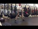 Брайс Кравчик - тяга 370 кг