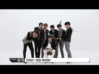 `VIDEO` [SMART Channel! - Ch.BTS 07 ] Happy Birthday Jimin.