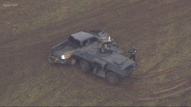 Suspect shot, killed during Sherwood tactical operation