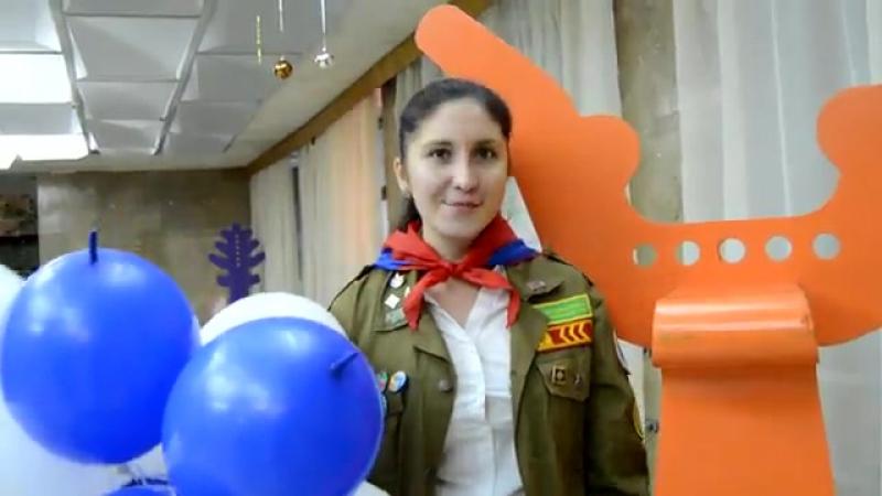 Видеопоздравление с Новым годом от Регионального штаба