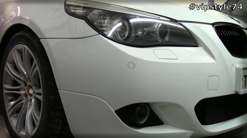 BMW 5 Е60 mix DJ GeraiN Нанокерамика vipstyle74