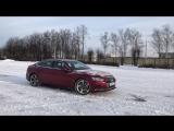 AUDI A5 Sportback 2018. Stenni Тест Драйв. Качество 4K.