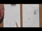 [akademika] Врезка геометрических тел. Часть 2.