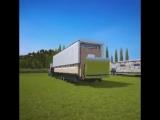 Раскладные модульные здания на колесах