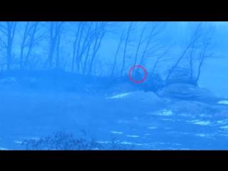 Снайпер ВСУ опубликовал в сети видео, где он убивает бойца ВС ДНР
