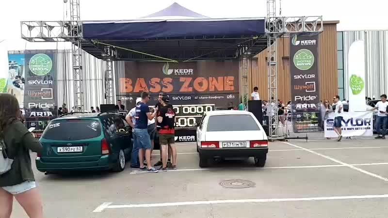 Самара Bass Zone 149.9 Bass Race