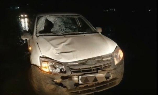 Две 18-летние девушки попали под колёса автомобиля в Усть-Илимске
