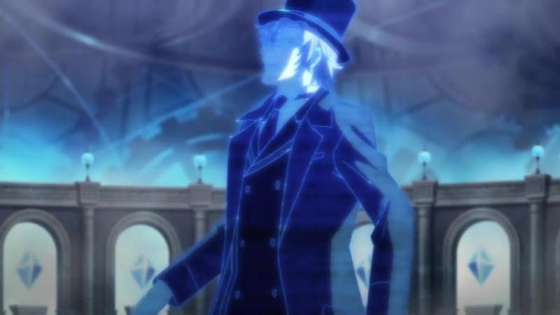Страж перерождения / Code:Realize: Sousei no Himegimi - 12 серия [AniDub]