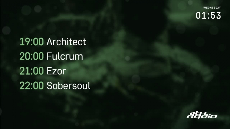 Architect and Fulcrum / Ezor and Sobersoul - Live @ Integration / Citate Forms (23.05.2018)