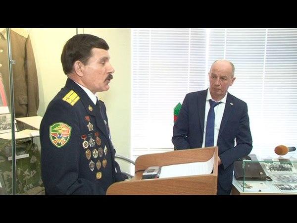 В Кирове открылсь выставка Сто лет на страже границы