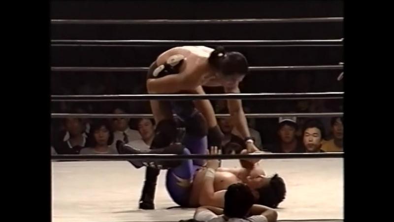 Yoshihiro Takayama - Tatsuo Nakano