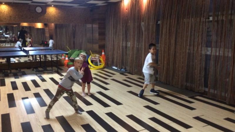 Детский танец младшая группа