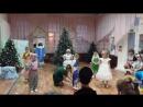 нюся арабский танец нг 2017