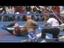 Koji Iwamoto vs. Yuma Aoyagi AJPW Royal Road Tournament 2017 - Day 2