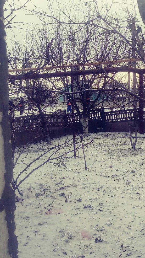В Киеве при температуре -7 начали укладку асфальта