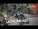 BENELLI LEONCINO 500 TEST 2018