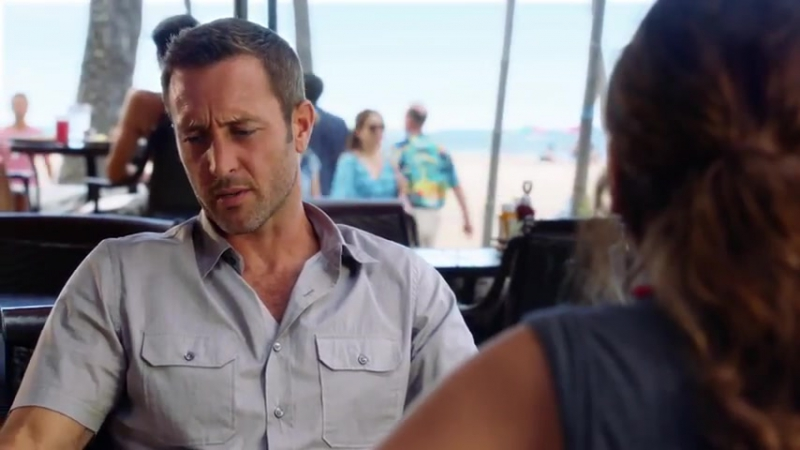 Meaghan Rath on Hawaii Five-0 First Look