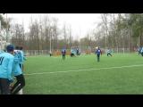 MVI_5343 гол в ворота Газпром забивает нападающий команды Вымпел Сергей Баранов